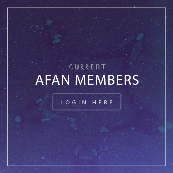 AFAN Member's Login